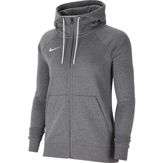 Nike Park 20 Fleece FZ Hoodie Vrouwen Grijs Grijs