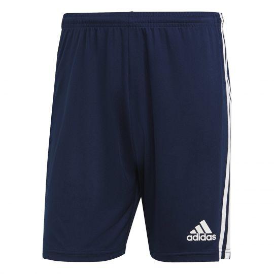 adidas Squadra 21 Voetbalbroekje Donkerblauw Wit