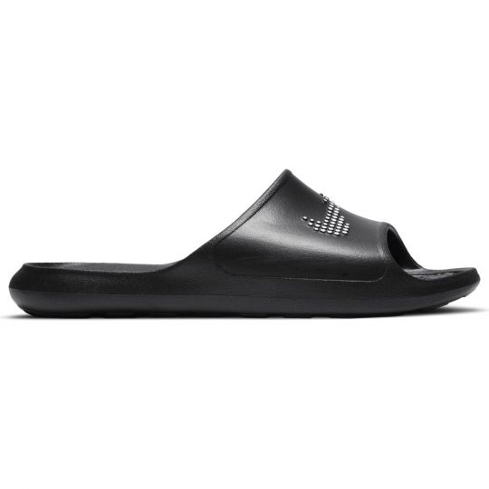 Nike Victori Slippers Shower Zwart Donkergrijs