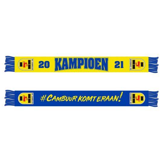 SC Cambuur Kampioenssjaal 2020-2021 (Gebreid)