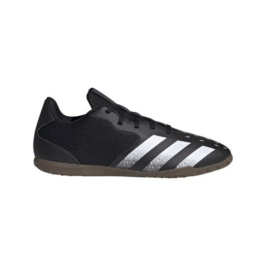 adidas Predator Freak.4 Sala Zaalvoetbalschoenen (IN) Zwart Wit