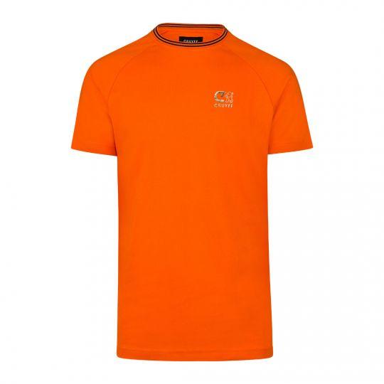 Cruyff Euro Casual T-Shirt Nederland Oranje