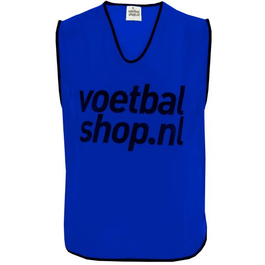 Voetbalshop Basic Trainingshesje Blauw