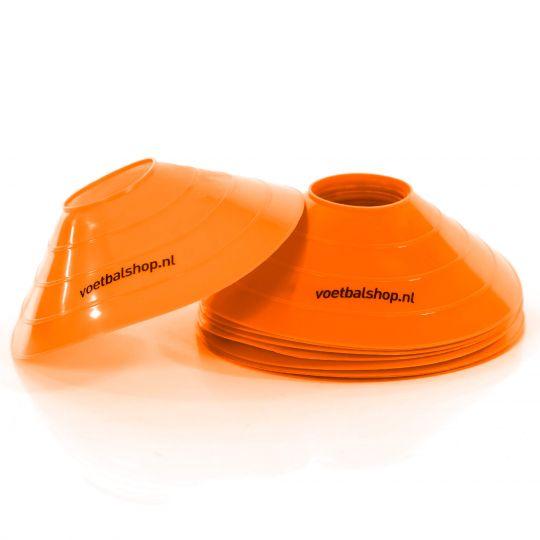 Voetbalshop.nl Pionnen 10 stuks Oranje