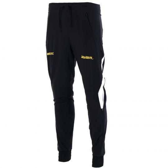 Nike F.C. Trainingsbroek Woven Zwart Wit Goud