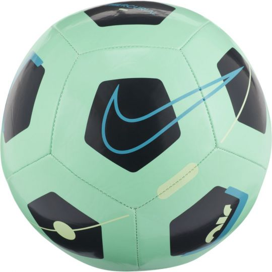Nike Mercurial Fade Voetbal Maat 5 Turquoise Donkerblauw