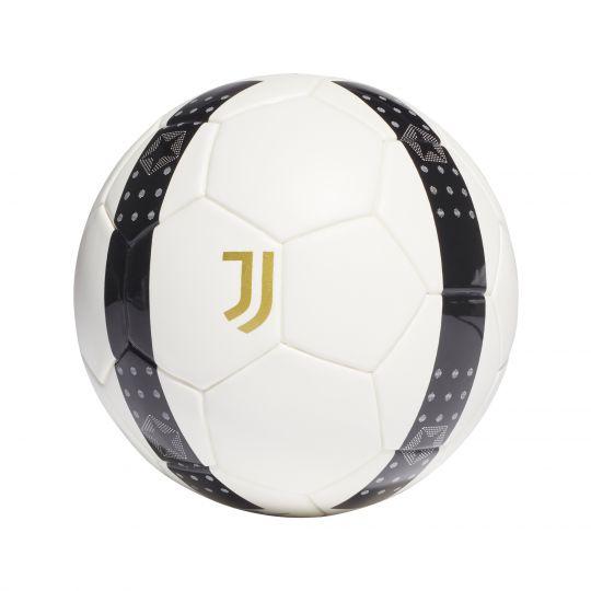 adidas Juventus Mini Voetbal Maat 1 Wit Zwart Goud