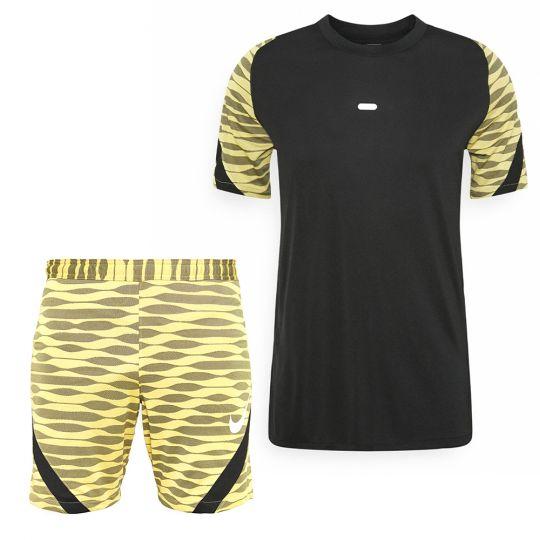 Nike Strike 21 Trainingsset Zwart Goud