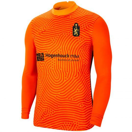 HVV Keepersshirt Luxe Senioren Oranje