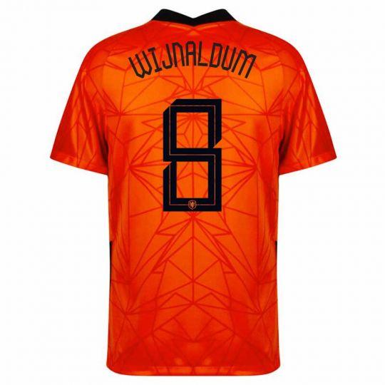 Nike Nederland Wijnaldum 8 Thuisshirt Kids 2020-2022